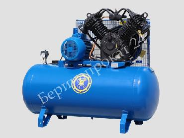 Piston air compressor ASO С416М (Bezheckiy) for rent