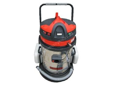 Wet extractor and vacuum cleaner IPC Soteco Tornado 700 Inox for rent