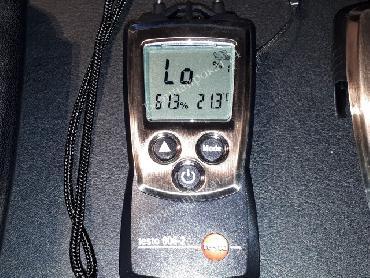 Аренда влагомера Testo 606-2 - аренда гигрометра