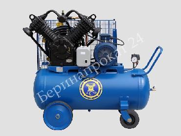 Piston air compressor ASO K-31 (Bezheckiy) for rent