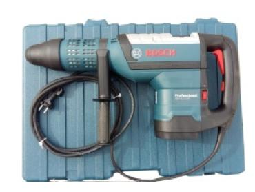 Rotary Hammer with SDS max Bosch GBH 12-52 D Professional for rent