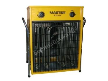 Electric heater MASTER B 22 for rent