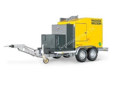 Ground and surface heater Wacker Neuson HSH 700 for rent