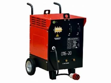Concrete heater SPB-20 (20 kW, 380 V, up to 15 m3 of concrete) for rent