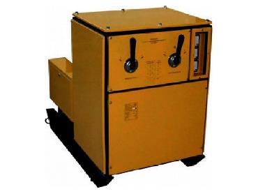 Concrete heater SPB-63 (63 kW, up to 40 m3 of concrete) for rent