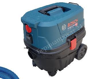 Аренда компактного пылесоса Bosch GAS 12-25 PL Professional - для влажного и сухого мусора