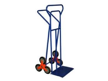 Аренда лестничной тележки ТЛТ 500-2 (300кг, колеса металл обрезиненные 160 мм)