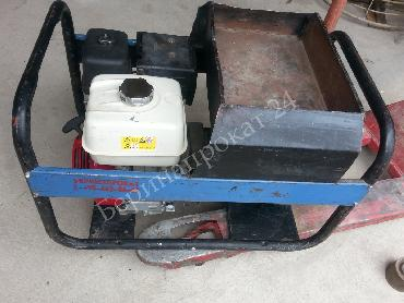 Portable Power Welding set SDMO VX 220/7,5 H-C for rent