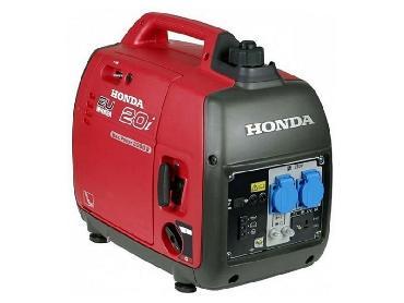 Аренда инверторного генератора Honda EU 20i