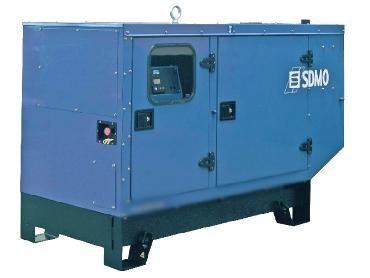 Аренда трёхфазного дизельного генератора KOHLER-SDMO J130K