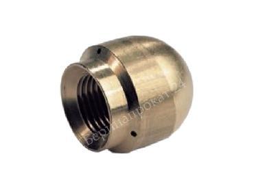 Аренда сопла Karcher для промывки труб 055, 3 x 30°, 16 мм