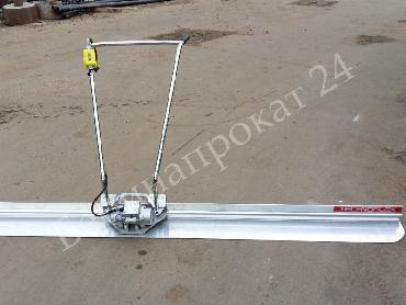Аренда виброрейки Technoflex PGM 2.5 (2.5 метра)