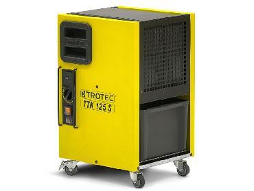 Commercial dehumidifier Trotec TTK 125 S for rent